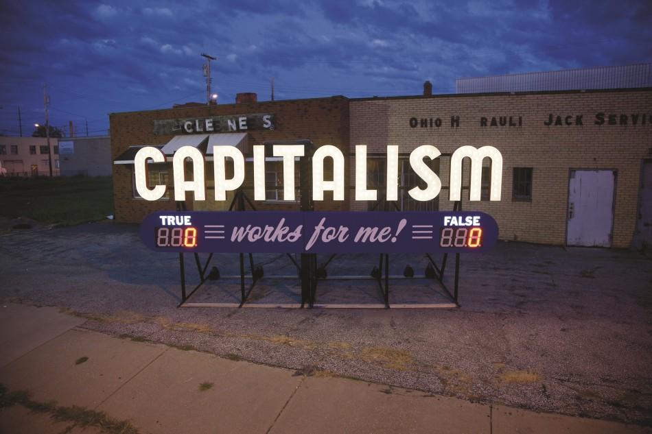¡El capitalismo me funciona! Verdadero/Falso