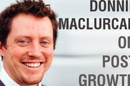 Cuatro pasos hacia un mundo post-crecimiento