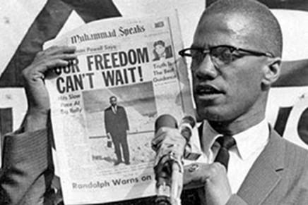 Malcolm X explica el nacionalismo negro