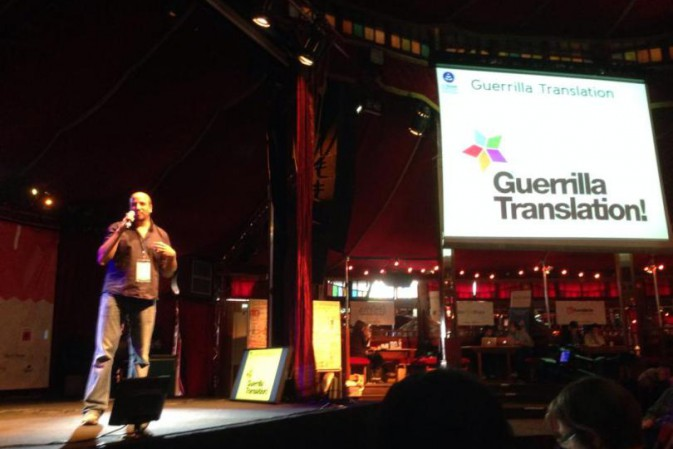 Guerrilla Translation nominada a los OuiShare Awards 2014