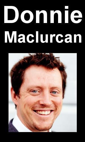 Donnie Maclurcan