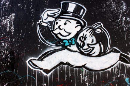 La supervivencia del más rico